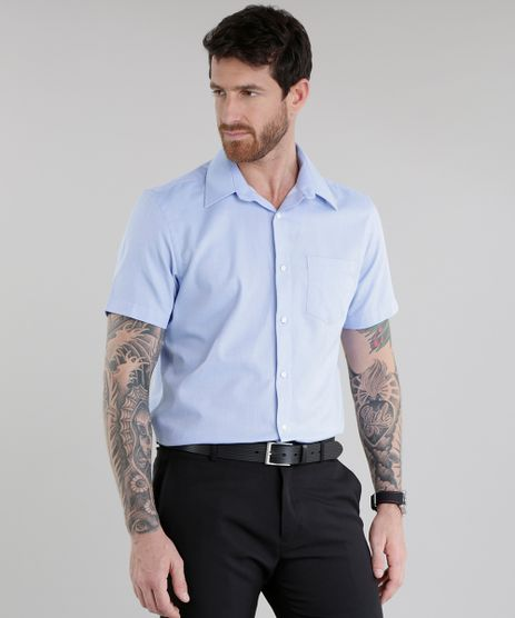 Camisa-Comfort-Texturizada-Azul-Claro-8653938-Azul_Claro_1