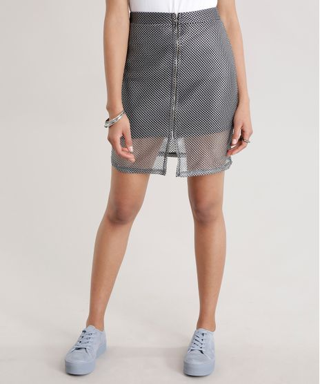 21fb4e1fe Saias Femininas: Vários Modelos: Midi, Longas, Jeans, Lápis | C&A
