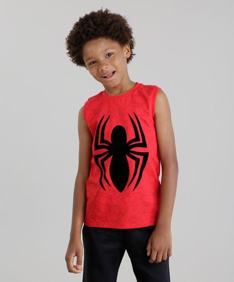 Regata-Homem-Aranha-Vermelha-8712842-Vermelho_1