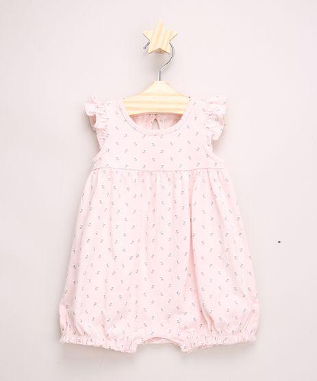 Macaquinho-Infantil-Estampado-Floral-Com-Babado-Sem-Manga-Rosa-Claro-9834066-Rosa_Claro_1