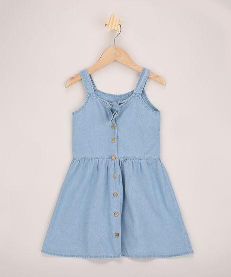 Vestido-Jeans-Infantil-com-No-e-Botoes-Alca-Media-Azul-Medio-9966930-Azul_Medio_1