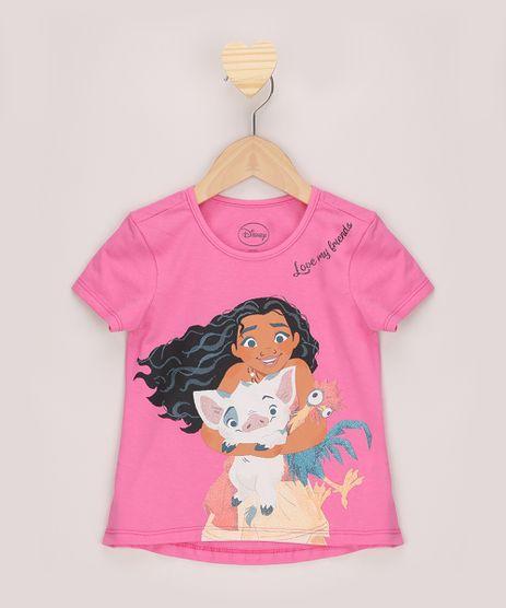 Blusa-Infantil-Ampla-Moana-com-Glitter-Manga-Curta-Pink-9968350-Pink_1