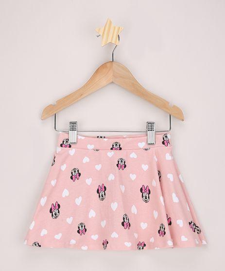 Short-Saia-Infantil-Minnie-Estampado-de-Coracoes-Rosa-Claro-9968351-Rosa_Claro_1