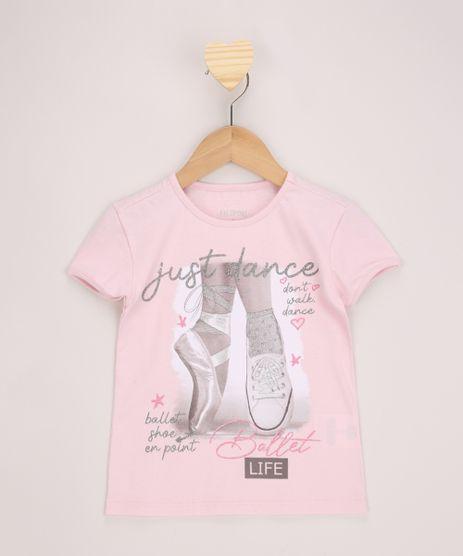 Blusa-Infantil-Ballet-com-Glitter-Manga-Curta-Rosa-Claro-9953041-Rosa_Claro_1