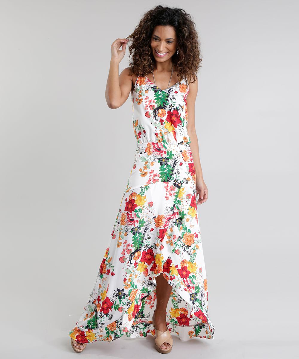 faec668918fd ... Vestido-Longo-Estampado-Floral-Branco-8676149-Branco_1