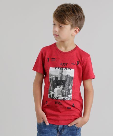 Camiseta--Just-Have-Fun--Vermelha-8761283-Vermelho_1