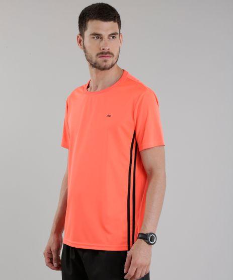 Camiseta-Ace-Dry-com-Recorte-Coral-8226483-Coral_1