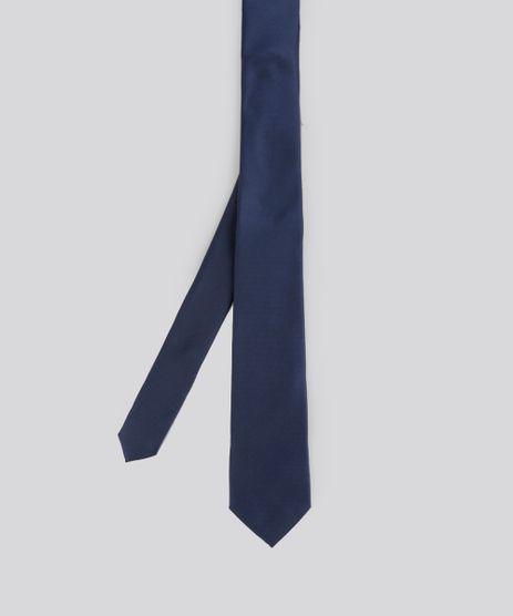 Gravata-em-Jacquard-Azul-Marinho-8686037-Azul_Marinho_1
