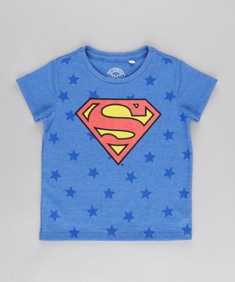 Camiseta-Super-Homem-Azul-8529862-Azul_1