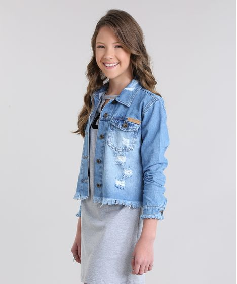 8b114fed5 Jaqueta-Jeans-Destroyed-Azul-Claro-8821794-Azul_Claro_1 ...