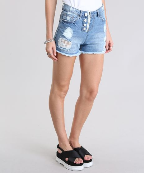 Short-Jeans-Vintage-Destroyed-Azul-Medio-8796877-Azul_Medio_1