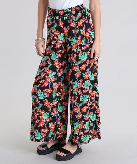 Calca-Pantalona-Estampada-Floral-Preta-8722903-Preto_1