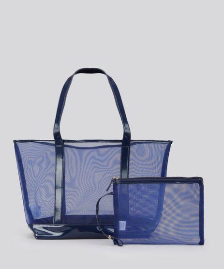 Bolsa-Shopper-em-Tela---Necessaire-Azul-Marinho-8654818-Azul_Marinho_1