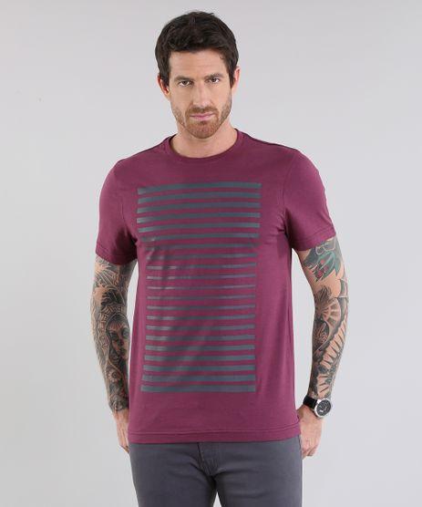 Camiseta-com-Listras-Vinho-8775517-Vinho_1