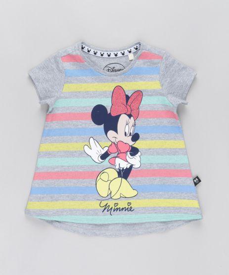 Blusa-Minnie-com-Estampa-Listrada-com-Glitter-Cinza-Mescla-8762554-Cinza_Mescla_1