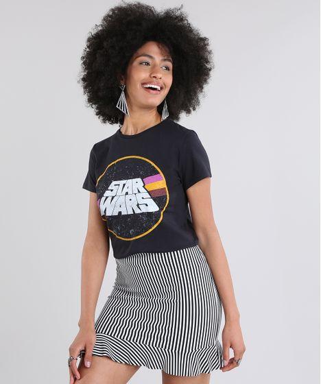 Blusa-Star-Wars-Preta-8764522-Preto 1 ... 6145389864cc8