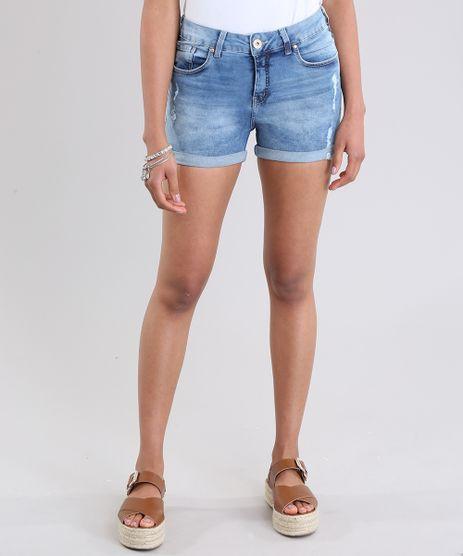 Short-Jeans-Reto-Azul-Medio-8797528-Azul_Medio_1