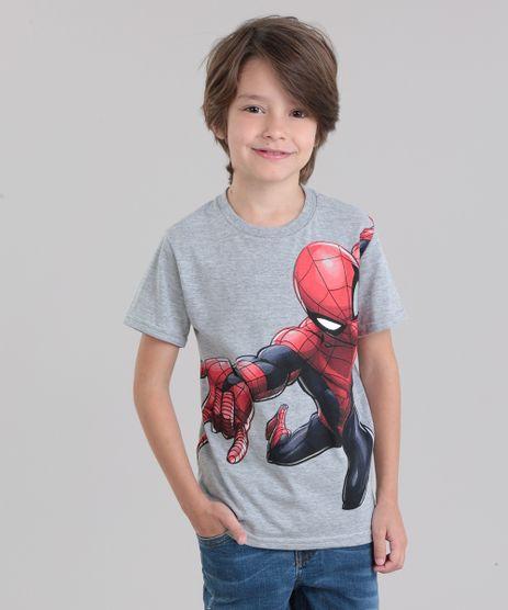 Camiseta-Homem-Aranha-Cinza-Mescla-8789356-Cinza_Mescla_1