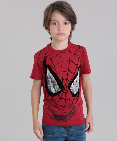 Camiseta-Homem-Aranha-Vermelha-8789370-Vermelho_1