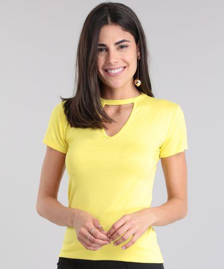 Blusa-Basica-Choker-Amarelo-8709760-Amarelo_1