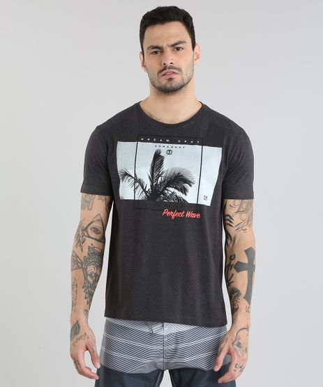 Camiseta--Perfect-Wave--Cinza-Mescla-Escuro-8735772-Cinza_Mescla_Escuro_1