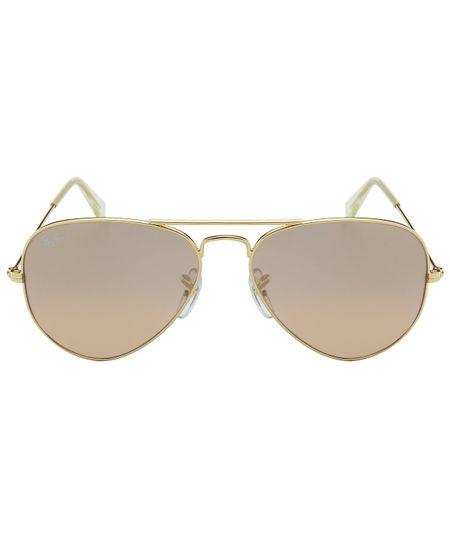 2b2e78b59b1ae ... ireland Óculos de sol ray ban aviator rb3025 espelhado dourado rosé 001  3e 55 2676d 92cd0