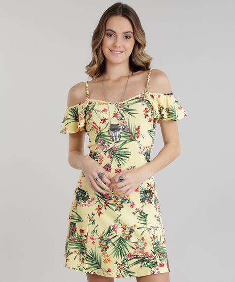 Vestido-Open-Shoulder-Estampado-Floral-Amarelo-8809145-Amarelo_1