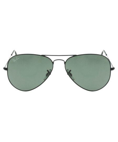 020223f2fe Óculos de Sol Ray-Ban Aviator 62 RB3026 Preto L2821 - ceacollections