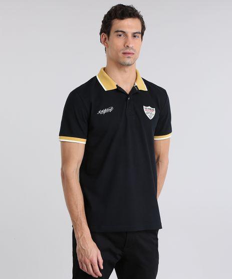 Polo-Guinness-em-Piquet-com-Bordado-Preta-8781830-Preto_1