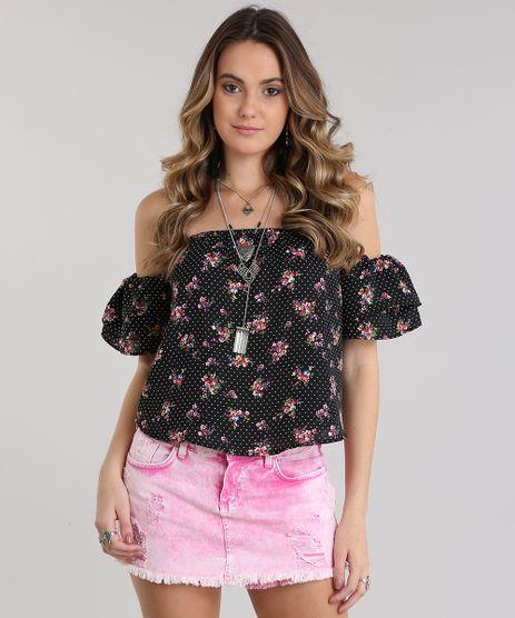 Blusa-Ombro-a-Ombro-Estampada-Floral-Preta-8723964-Preto_1