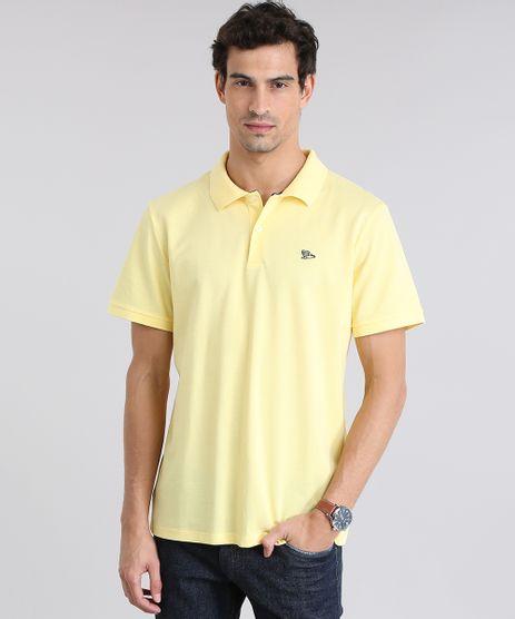 Polo-em-Piquet-Amarela-7864519-Amarelo_1
