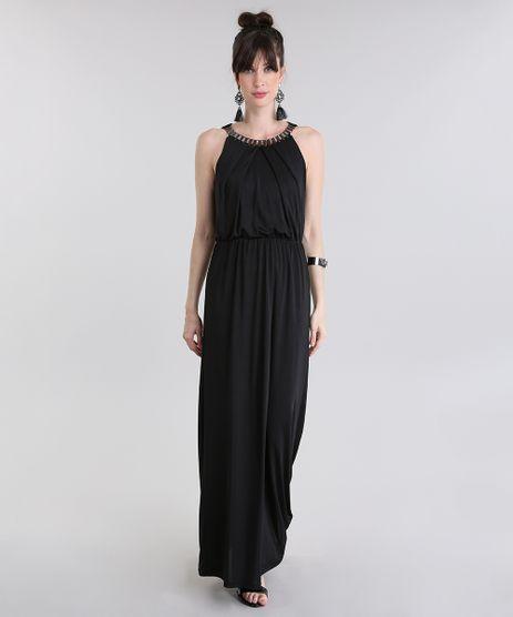 Vestido-Longo-com-Corrente-Preto-8745419-Preto_1