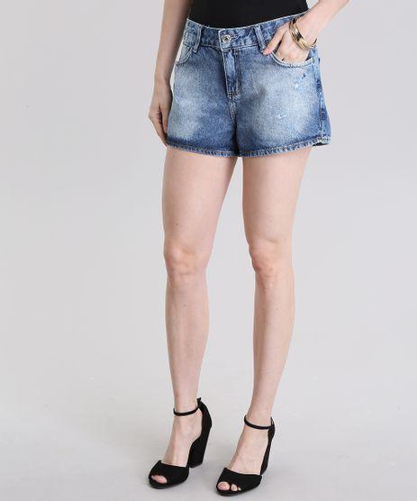 Short-Jeans-Boyshort-Destroyed-Azul-Medio-8796820-Azul_Medio_1