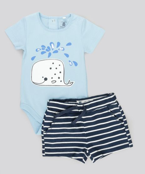Conjunto-de-Body-Baleia---Bermuda-Listrada-em-Moletom-Azul-Marinho-8705445-Azul_Marinho_1