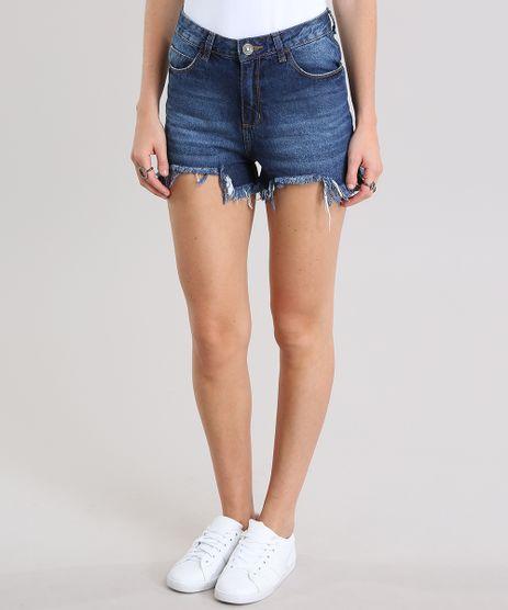 Short-Jeans-Vintage-Destroyed-Azul-Escuro-8796881-Azul_Escuro_1