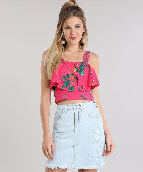 Regata-Cropped-Estampada-Floral-em-Laise-Pink-8695753-Pink_1