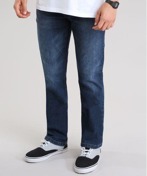 1e08ca36f0 cea · Moda Masculina · Calças. Calca-Jeans-Reta-Azul-Escuro-8266795-Azul Escuro 1  ...