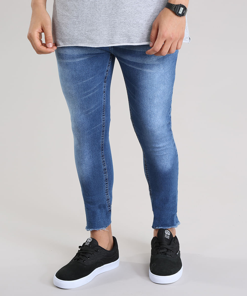 6fb1ca3d19 ... Calca-Jeans-Super-Skinny-Cropped-Azul-Medio-8770325-