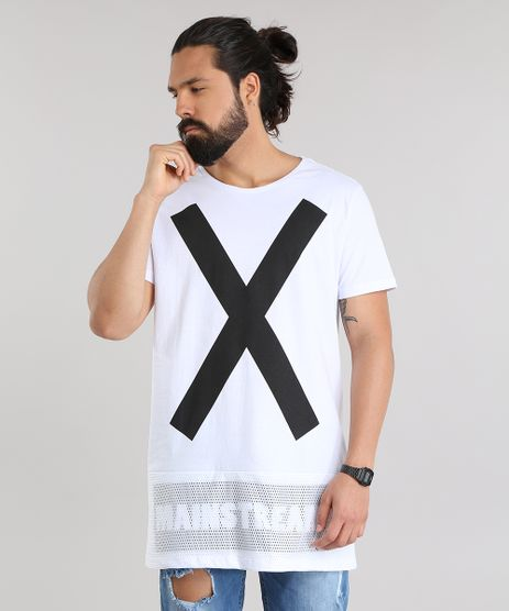 Camiseta-Longa--X--com-Tela-Branca-8763002-Branco_1