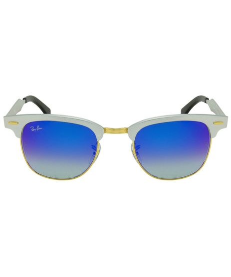 foto-1. salvar. ver detalhes · Óculos de Sol Ray-Ban Clubmaster Aluminum  RB3507 - Espelhado ... 6a77ae07fb