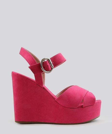 Sandalia-Plataforma-em-Suede-Pink-8859456-Pink_1