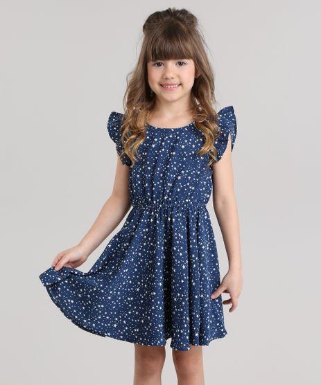 Vestido-Estampado-de-Estrelas-Azul-Marinho-8682890-Azul_Marinho_1