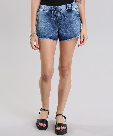 Short-Jeans-em-Moletom-Azul-Medio-8799639-Azul_Medio_1