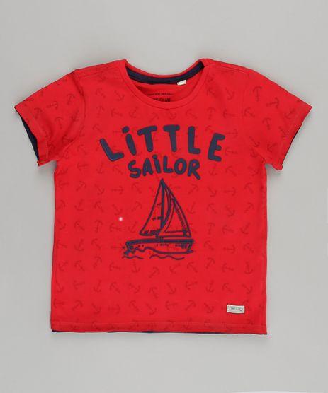 Camiseta--Little-Sailor--Vermelha-8682532-Vermelho_1
