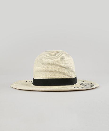 Chapeu-de-Praia-com-Bordado--Hello-Summer--Bege-8681645-Bege_1