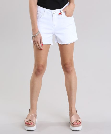 Short-Relaxed-Destroyed-com-Chaveiro-Branco-8831201-Branco_1