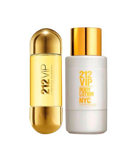 7dd61b3624 Kit Perfume 212 VIP 30ml + Body Lotion 200ml | Menor preço com cupom