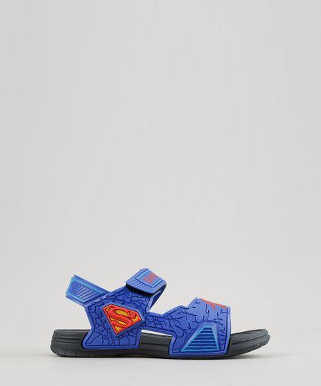 Sandalia-Papete-Super-Homem-Azul-8909952-Azul_1