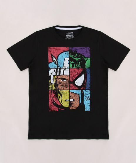 Camiseta-Juvenil-Os-Vingadores-Manga-Curta-Preta-9965674-Preto_1