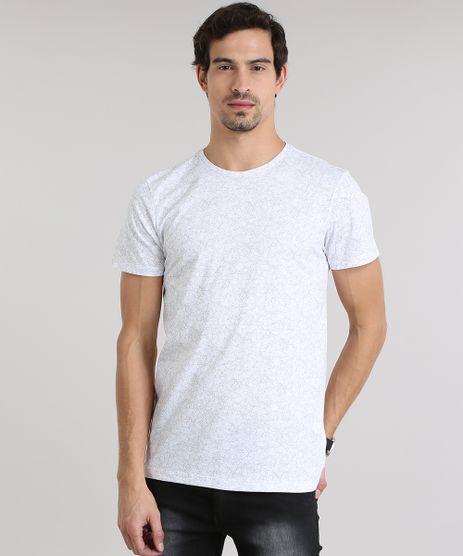 Camiseta-Estampada-de-Estrelas-Branca-8792936-Branco_1